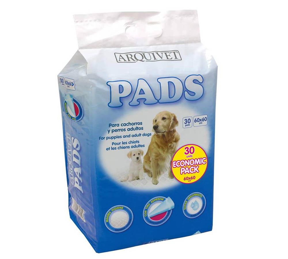 Empapador para perros Arquivet 8435117819580