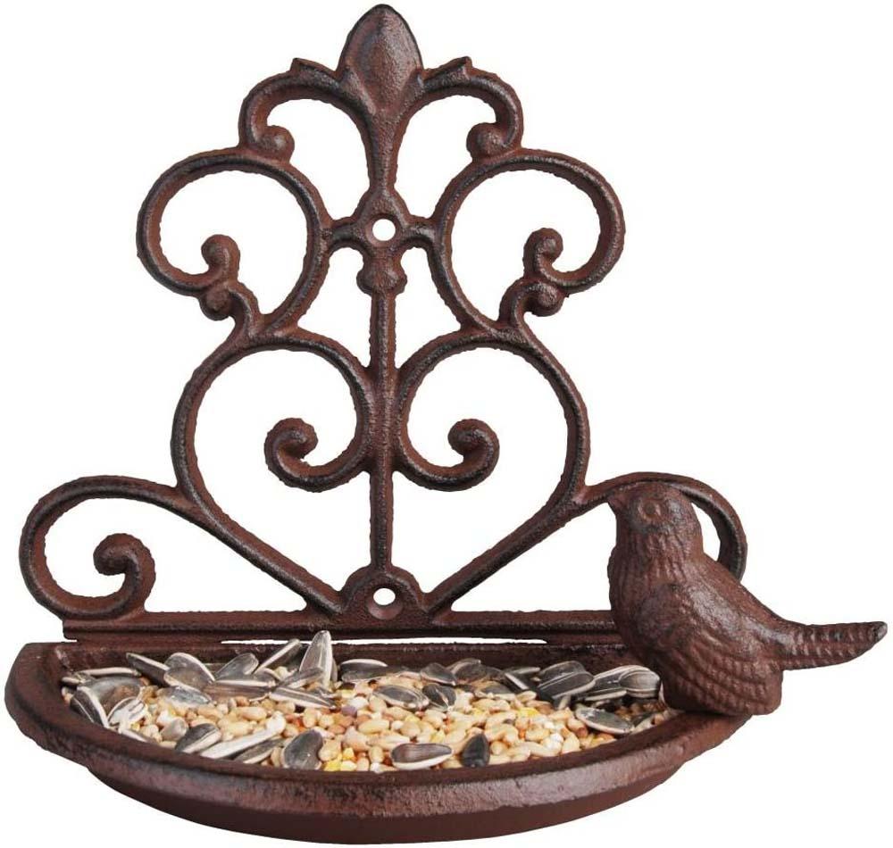 Comedero para pájaros Esschert Design Pared