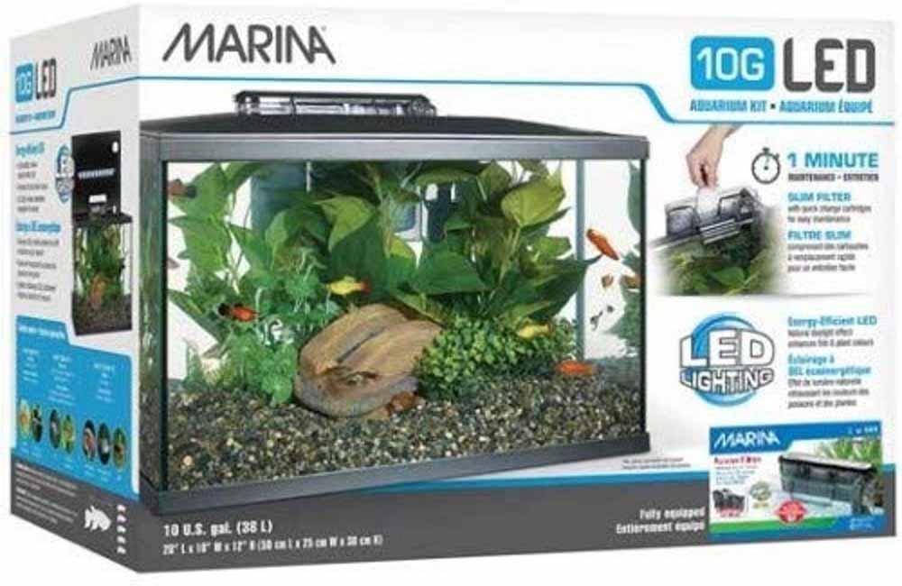 Pecera pequeña Marina 15256A1