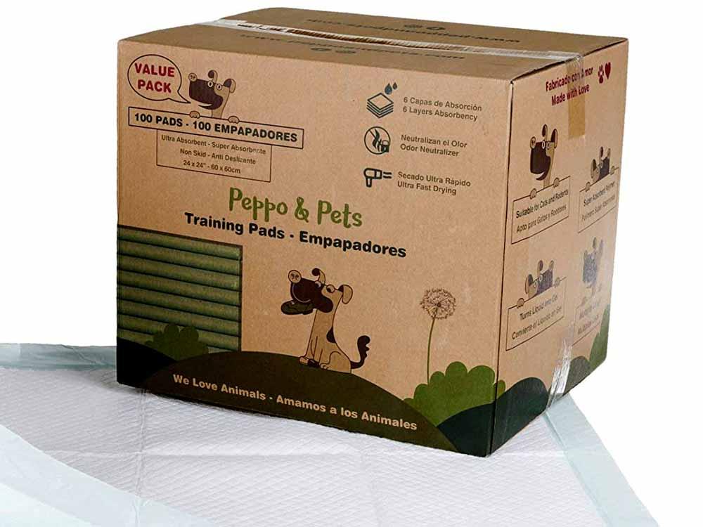 Empapador para perros Peppo and Pets