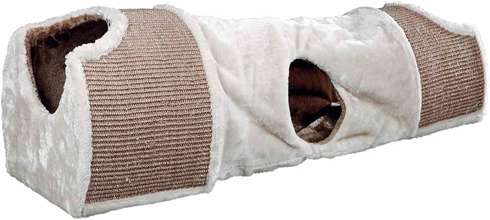 Túnel para gatos Trixie Arañazos