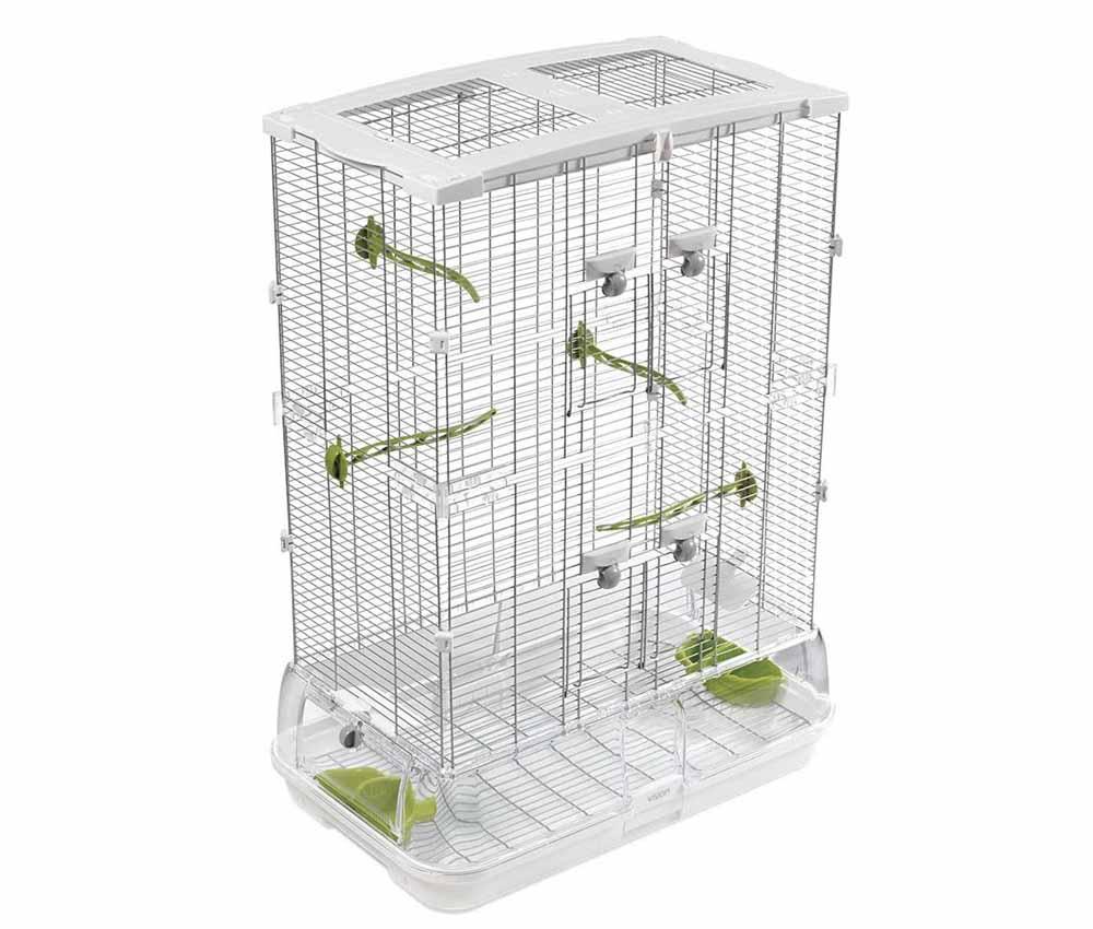 Jaula para pájaros Vision M02