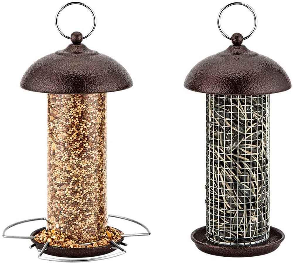 Comedero para pájaros iBorn SN000X2